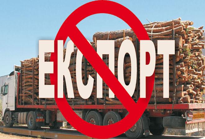Порошенко отменит закон о запрете экспорта леса-кругляка . Зачем ему это?