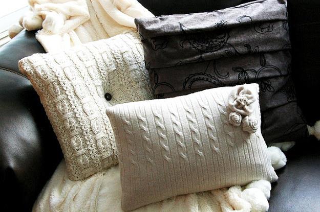 stariesvitera 5 30 легких и приятных идей по утилизации старых свитеров