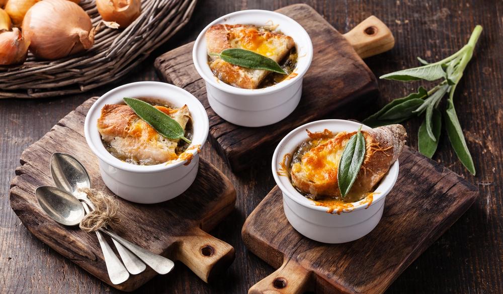 Парижский луковый суп: истор…