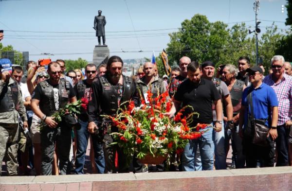 В Севастополе глава ДНР выск…
