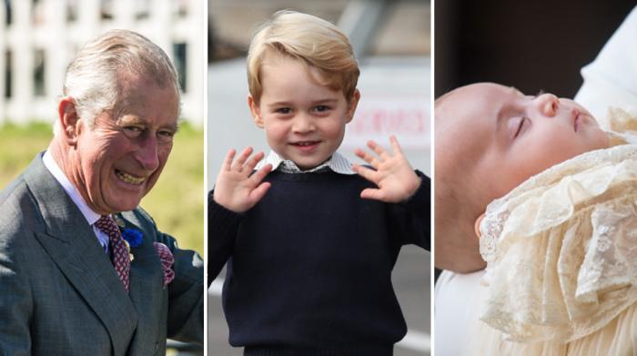 Его Королевское Высочество Чарльз, принц Уэльский, старший сын Королевы Елизаветы II