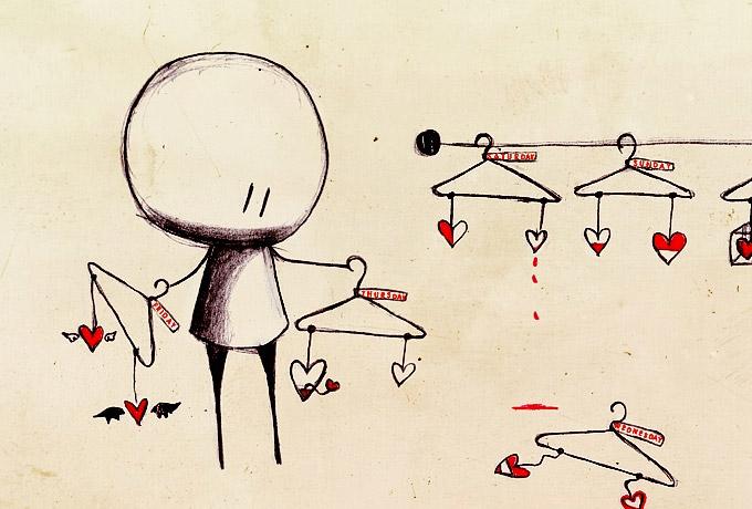 Что легко перепутать с любовью?
