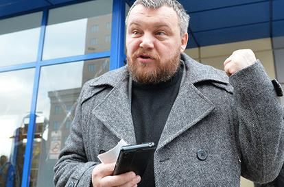 Создателю ДНР отказали в гражданстве ДНР
