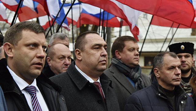 В Крыму отметили 363-ю годовщину объединения Украины и России