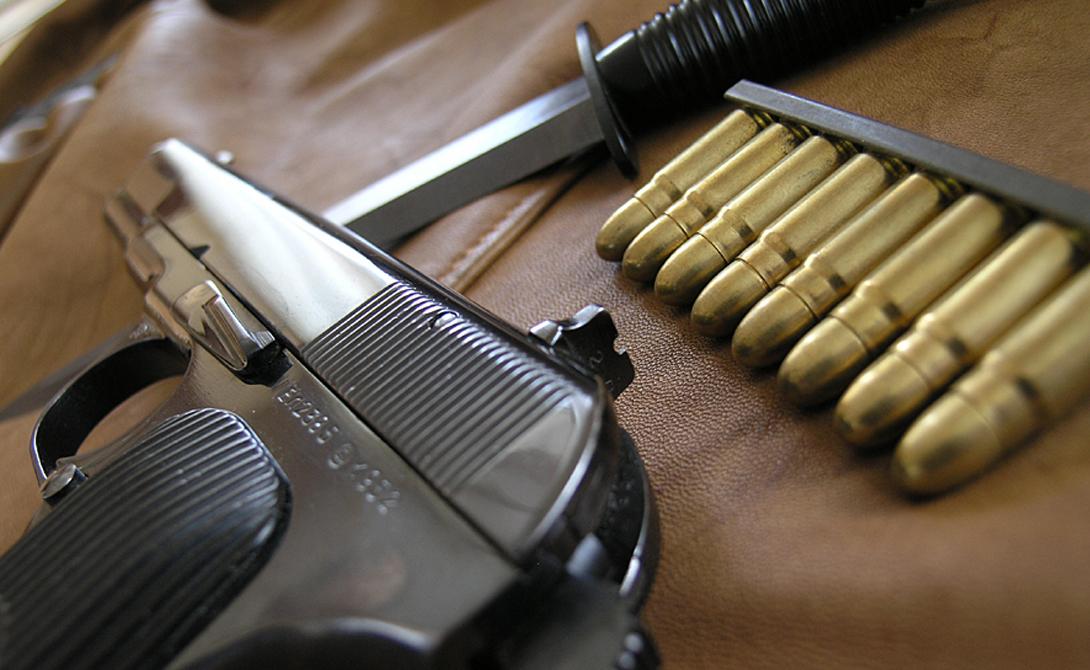 ТТ: главный пистолет лихих 90-х