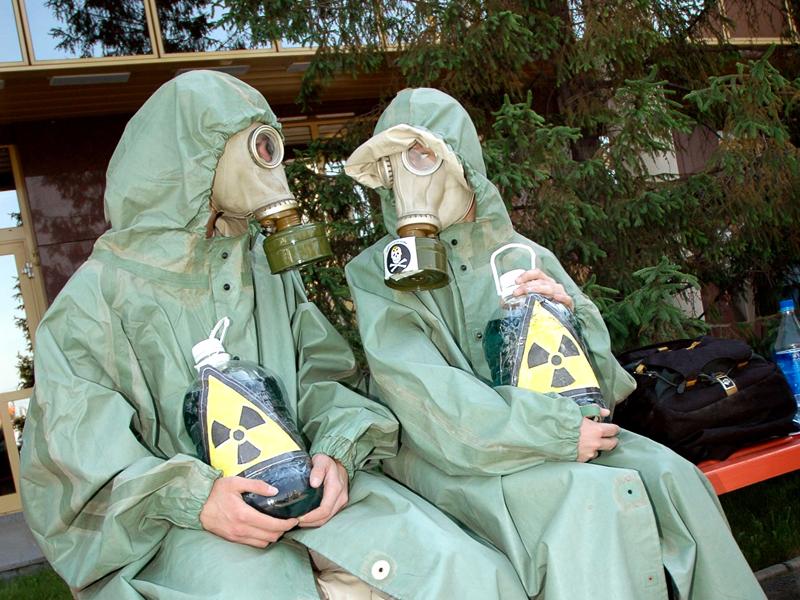 СМИ: Брянская таможня задержала посылку из Харькова со смертельной дозой радиации