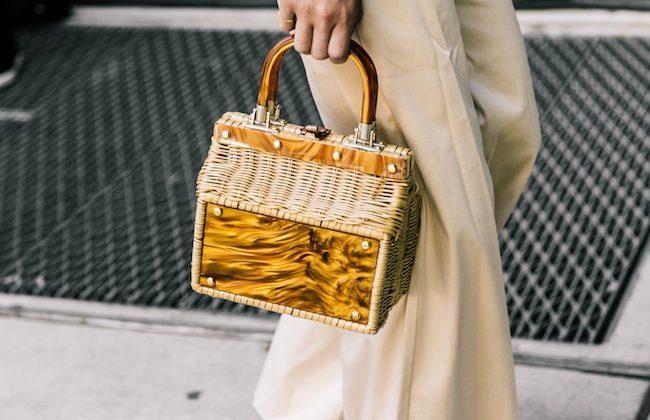 Больше, чем сумка: в моду вошли изысканные плетеные боксы