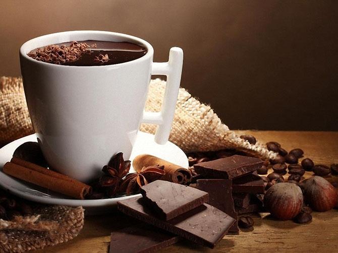 Почему стоит пить горячий шоколад
