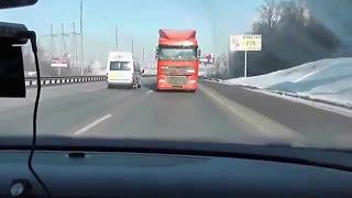 Профессионалы - водители грузовиков