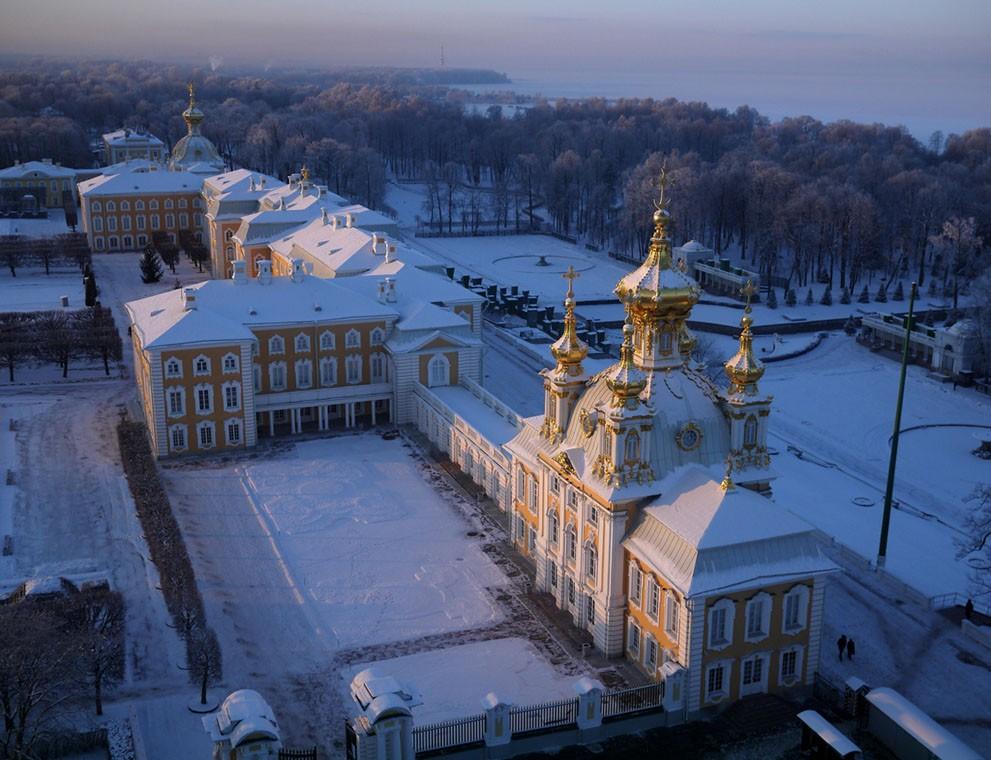 SPBFromAbove09 Санкт Петербург   вид сверху