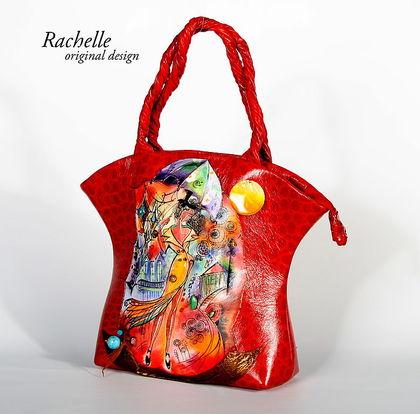 Женские сумки ручной работы. Ярмарка Мастеров - ручная работа Rachelle-Рандеву. Handmade.