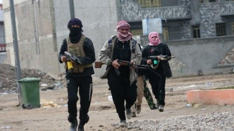 Армия Сирии нашла в Дейр-эз-…