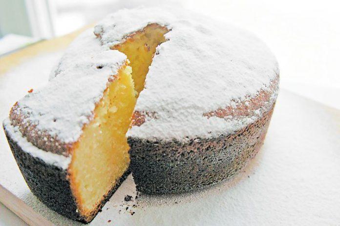 Кекс по-фински: до чего же просто и вкусно