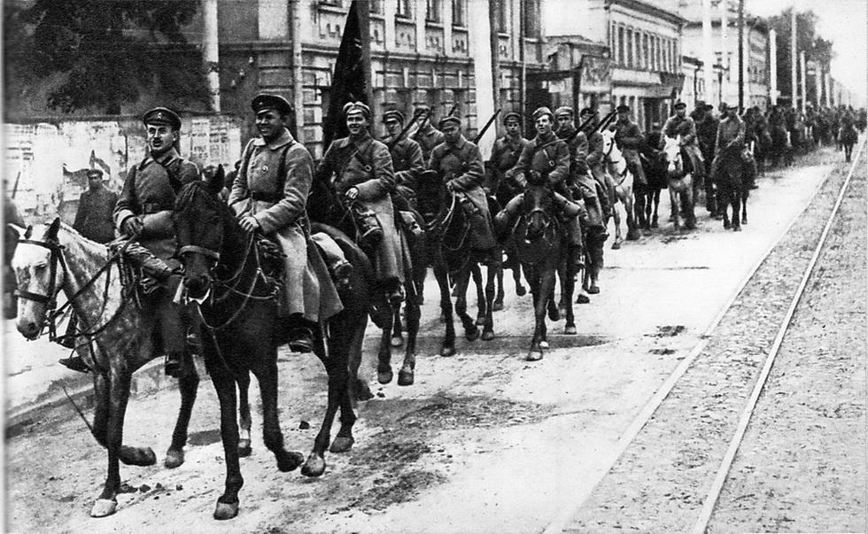 Кто начал Гражданскую войну в России
