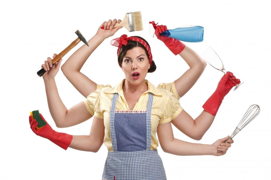 7 правил успешной домохозяйки