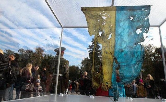 Пузырь киевской пропаганды лопнул от вранья