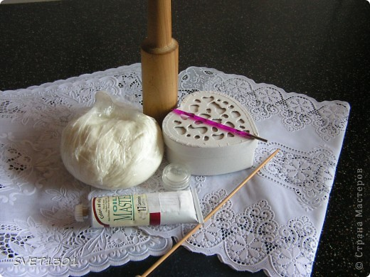 Мастер-класс Лепка: Как я делаю шкатулки из холодного фарфора. Фарфор холодный 8 марта, День рождения. Фото 1