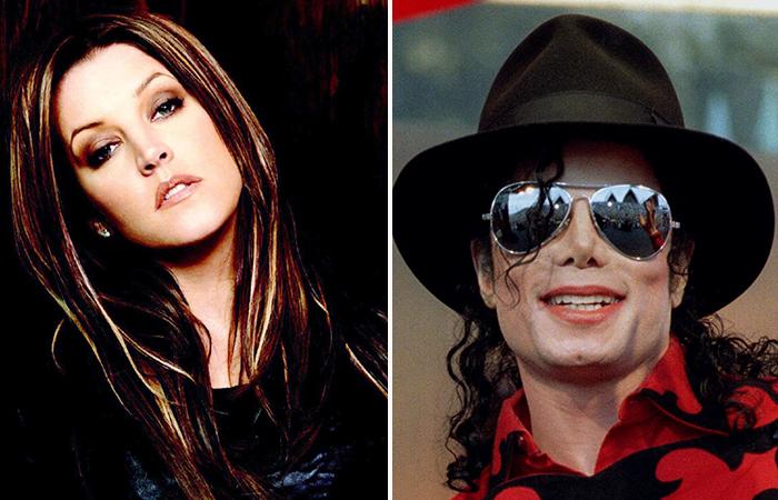 Майкл Джексон и Лиза Пресли: когда любовь так похожа на пиар