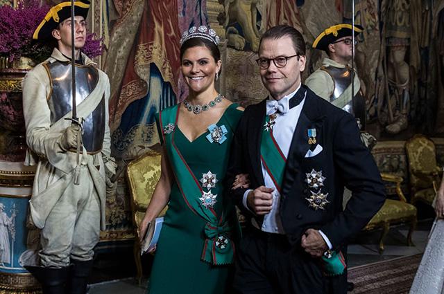 Шведская королевская семья п…