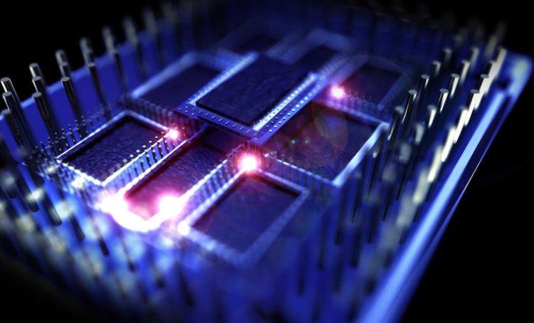 Упрощённая архитектура квантовых компьютеров
