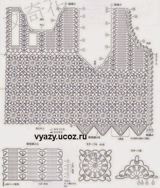 Crochet patterns: