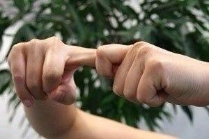 ПРо хруст пальцев