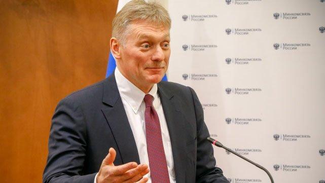 Песков рассказал о возможном визите Путина в Нормандию