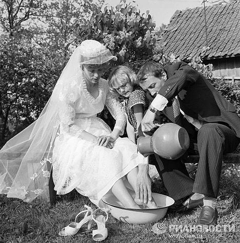 Marriage08 Любопытные факты о бракосочетаниях в СССР