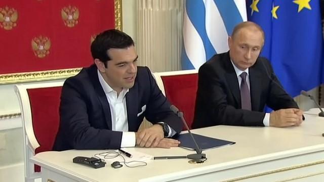 Ципрас предложил транспортир…