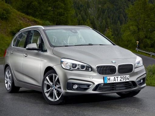 BMW 2-й серии Active Tourer получил начальные моторы и полный привод