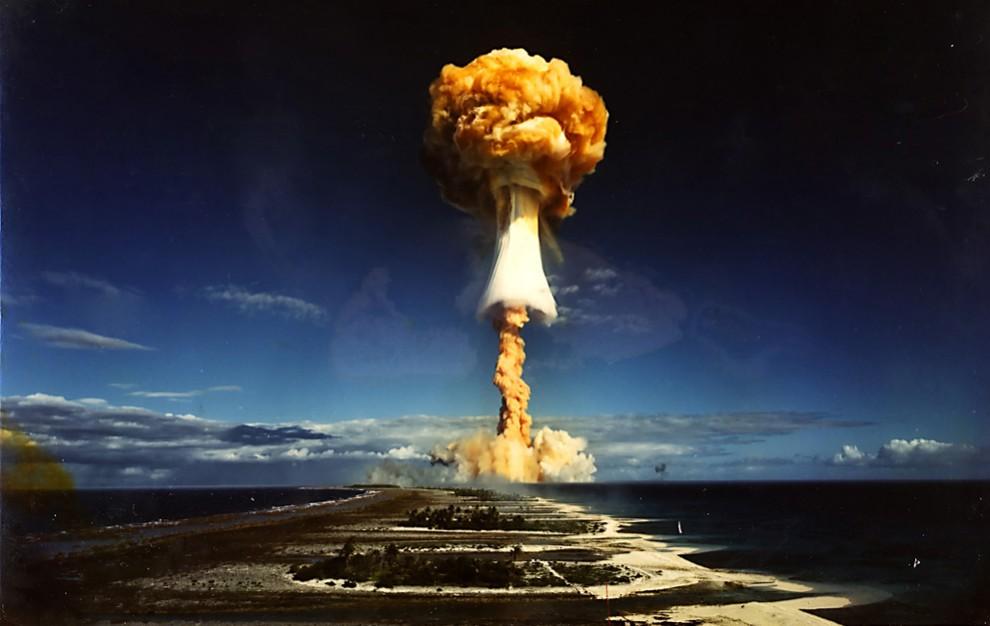 Испытанию ядерного оружия — 72 года