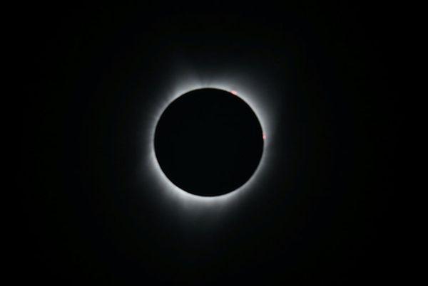 Полное солнечное затмение вСША: миллионы зрителей, сайт NASA невыдержал