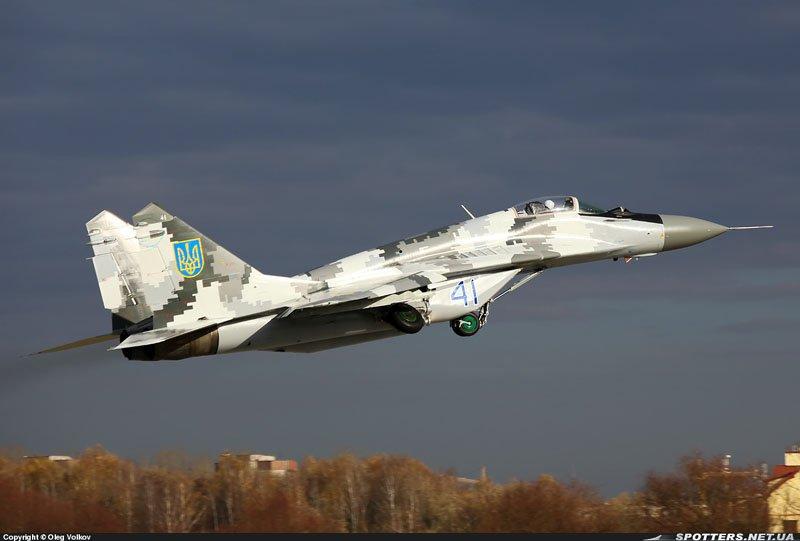 «Наши три МИГа за 15 минут уничтожат весь российский флот»