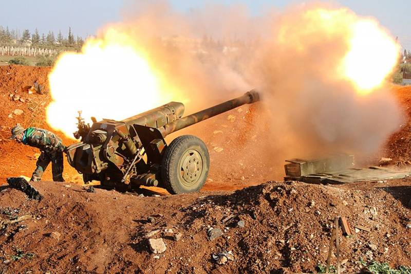 Сирийская армия создала два котла с ИГИЛ