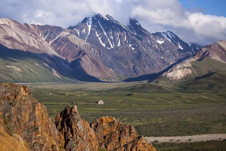 Аляска: удивительные фото нетронутой человеком природы