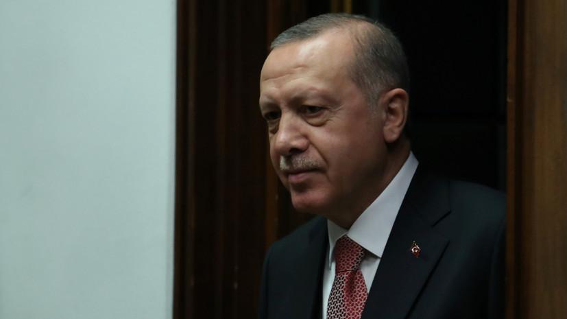 Эрдоган допустил возможность совместных с Россией операций в Идлибе