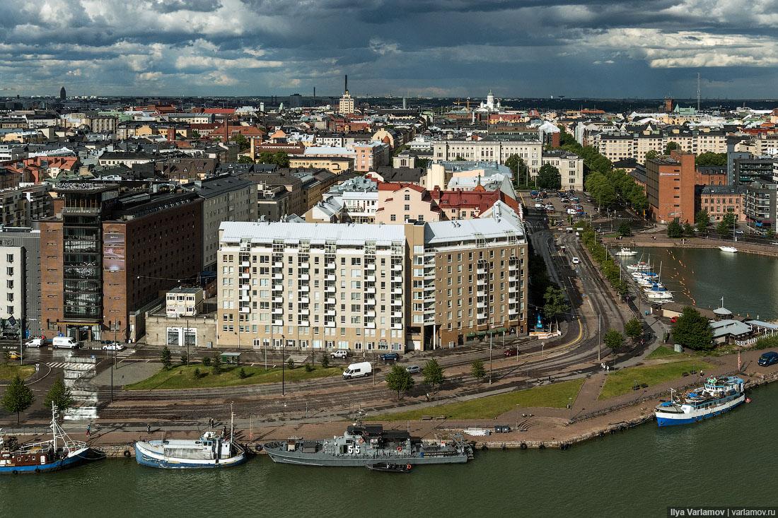 Как финны создают умные города