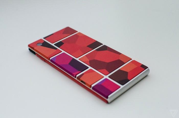 Proect Ara - модульный смартфон с открытым аппаратным обеспечением