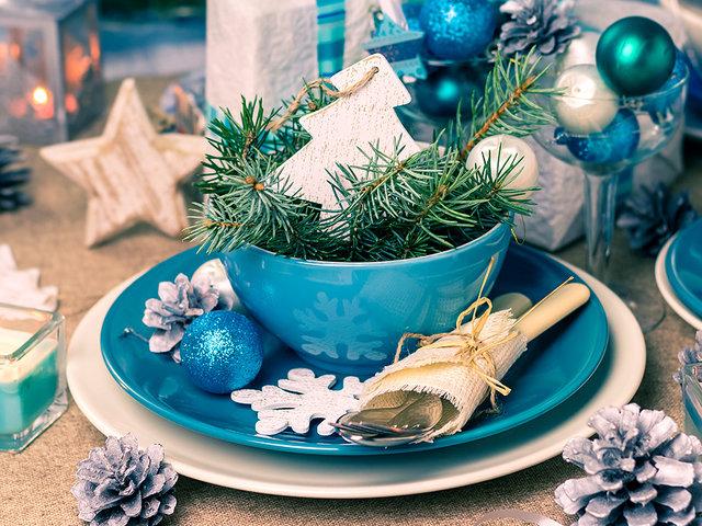 5 идей для рождественского стола