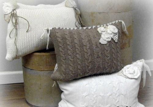 Из ненужного в нужное: идеи использования старого свитера