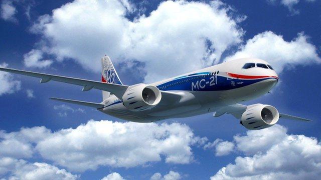 МС-21-300 пойдет в серию в 2019 году