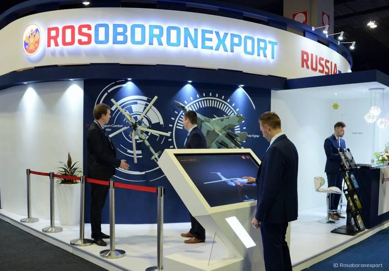 Рособоронэкспорт примет участие в индийском авиасалоне AeroIndia 2019