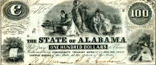 Стольник из Алабамы