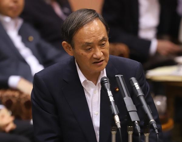 Суга: Позиция Японии по мирн…