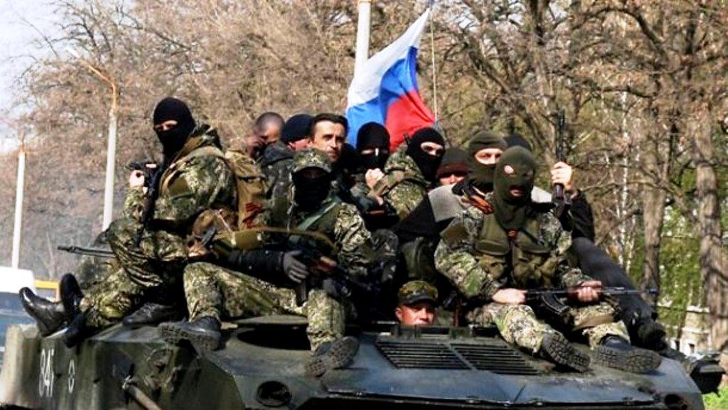 Откуда и когда «Россия начнет атаку на Украину»