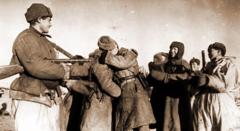 В сердце сталинградского котла