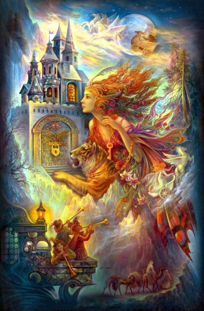 Картины Надежды Стрелкиной