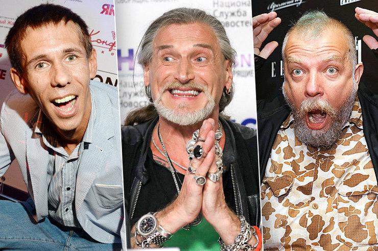 Никита Джигурда и компания: главные российские знаменитости в неадеквате