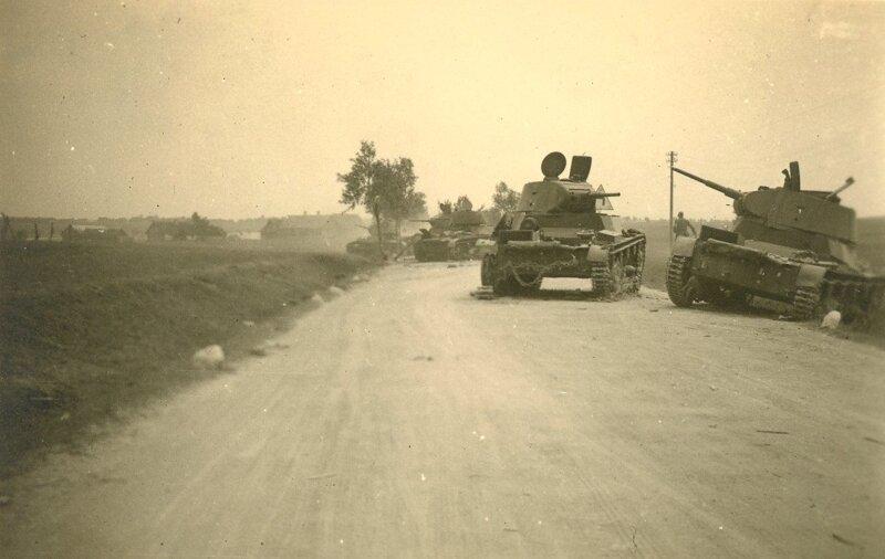 Как расстреливали 22 танкову…