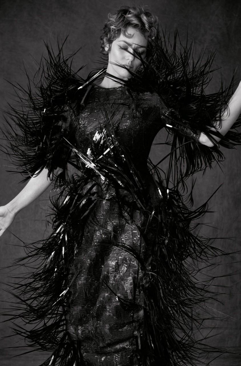 Ванесса Паради  в фотосессии Мэтью Брукса для журнала L'Express Styles март 2014